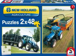 New Holland Tractors Vehicles Multi-Pack