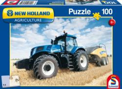 New Holland Bigbaler Vehicles Children's Puzzles