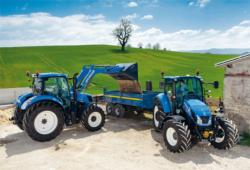 New Holland T9 Vehicles Children's Puzzles