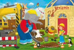 Construction Other Animals Jigsaw Puzzle