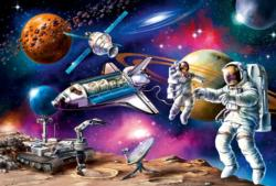 Adventure in Space Space Jigsaw Puzzle