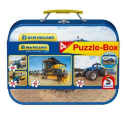 New Holland Vehicles Jigsaw Puzzle