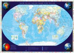 Our World Maps Jigsaw Puzzle