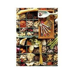 Kitchen Potpourri Collage Jigsaw Puzzle