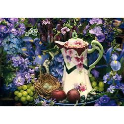 Lush Blossom Food and Drink Jigsaw Puzzle