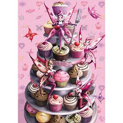 Sweet Seduction Valentine's Day Jigsaw Puzzle