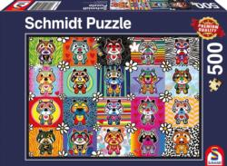 Tantan & Momo Pattern / Assortment Jigsaw Puzzle
