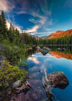 In the Wilderness Lakes / Rivers / Streams Jigsaw Puzzle