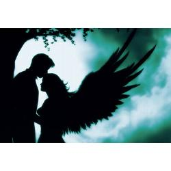 Angel Love Angels Jigsaw Puzzle