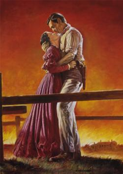 Gone with the Wind Jigsaw Puzzle
