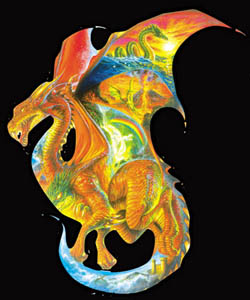 Dragon Dreams Dragons Shaped