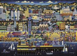 Santa Monica United States Jigsaw Puzzle