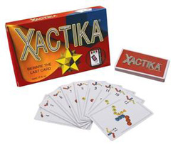 Xactika Card Game