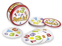 Spot It! Numbers & Shapes Memory Games Card Game