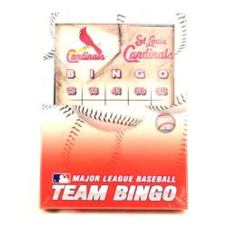 St. Louis Cardinals Bingo Math