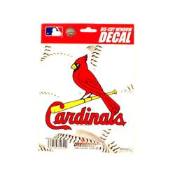 St. Louis Cardinals Decals Baseball