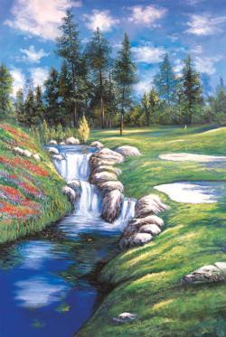 Symphony Lakes / Rivers / Streams Jigsaw Puzzle