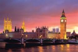 House Of Parliament, London London Jigsaw Puzzle