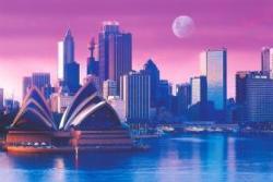 Opera House - Sydney, Australia Australia Jigsaw Puzzle
