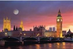 House Of Parliament London Europe Jigsaw Puzzle