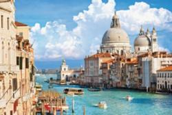 Venice With Grand Canal in Italy Italy Jigsaw Puzzle