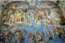 The Last Judgement Religious Jigsaw Puzzle
