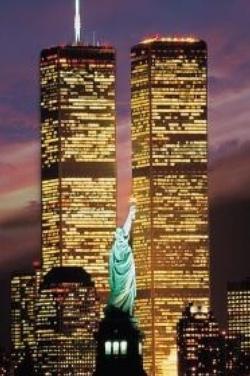 World Trade Center, USA Statue of Liberty Jigsaw Puzzle