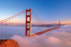 Golden Gate Bridge, San Francisco Bridges Jigsaw Puzzle