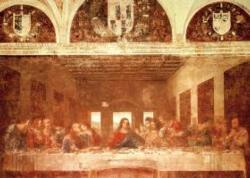 The Last Supper Renaissance Jigsaw Puzzle
