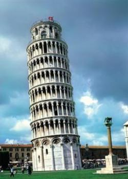 Pisa Leaning Tower, Italy Italy 2000 and above