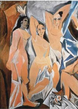 Les Demoiselles D'avignon Fine Art 2000 and above