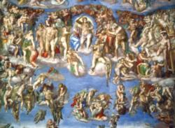 The Last Judgment Religious Jigsaw Puzzle