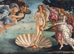 The Birth of Venus Fine Art 2000 and above