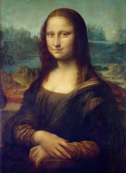 Mona Lisa Fine Art High Difficulty Puzzle