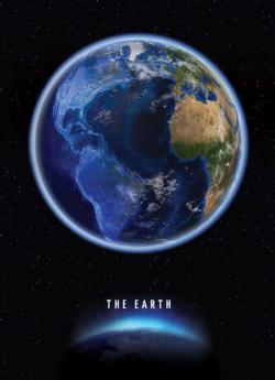 The Earth Space Jigsaw Puzzle