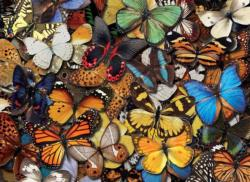 Flying Colors Butterflies and Insects Jigsaw Puzzle