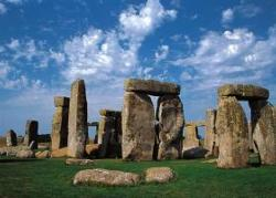 Stonehenge, United Kingdom (Mini) Landmarks / Monuments Miniature Puzzle