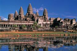 Cambodia: Angkor Wat Asia Jigsaw Puzzle