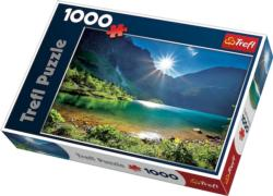 Morskie Oko Lake Lakes / Rivers / Streams Jigsaw Puzzle