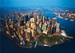 New York Cities Jigsaw Puzzle