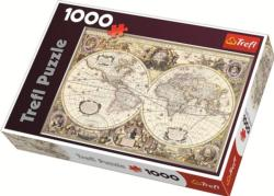 Cartography Geography Jigsaw Puzzle