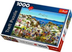 Island Life Cities Jigsaw Puzzle