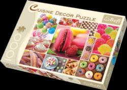 Candy (Cuisine Décor) Food and Drink Jigsaw Puzzle