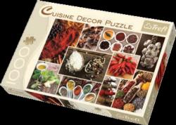 Spices (Cuisine Décor) Food and Drink Jigsaw Puzzle