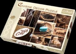 Coffee (Cuisine Décor) Sweets Jigsaw Puzzle