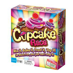 The Cupcake Race