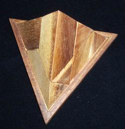 Triangulator Egypt Brain Teaser