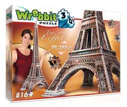 Le Tour Eiffel Eiffel Tower 3D Puzzle