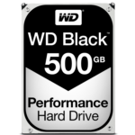 Western Digital Black 500GB 7200RPM SATA3/SATA 6.0 HDD
