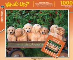 Waggin' Tails - Scratch and Dent Dogs Jigsaw Puzzle
